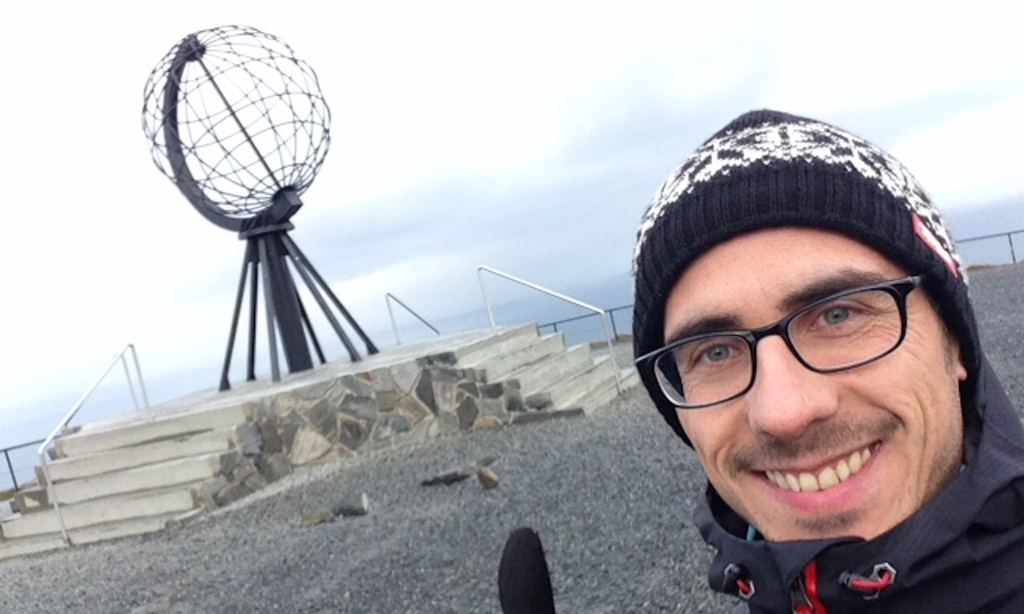Meine Reise ans Nordkap